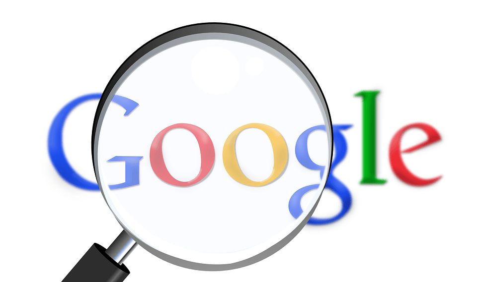 finding your website on Google