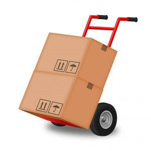 Moving Hand Truck